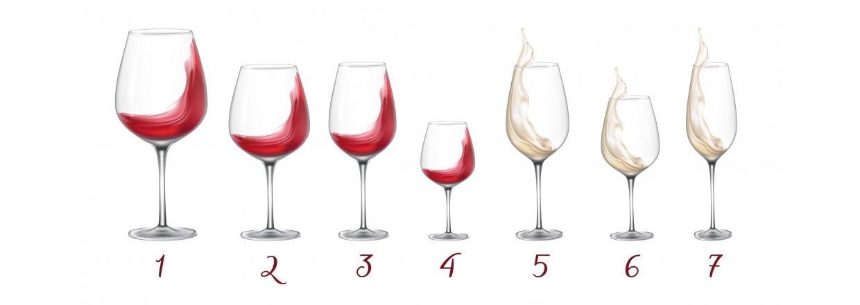 Hvilket vinglas skal du vælge?